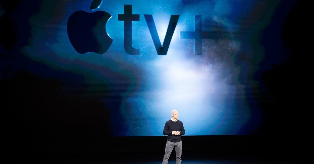 Apple Told Some Apple TV+ Show Developers Not To Anger China