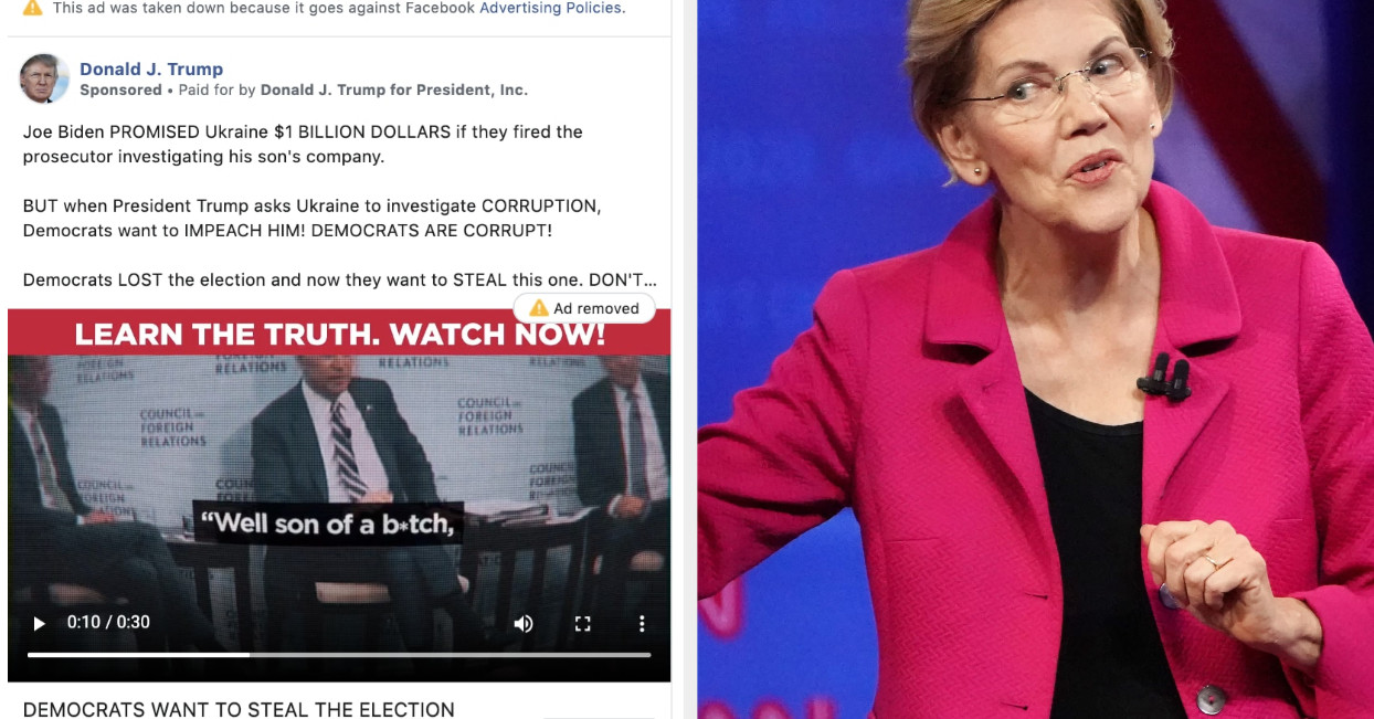 Presidential Candidates Can Lie In Facebook Ads, But Here's What They Can't Do