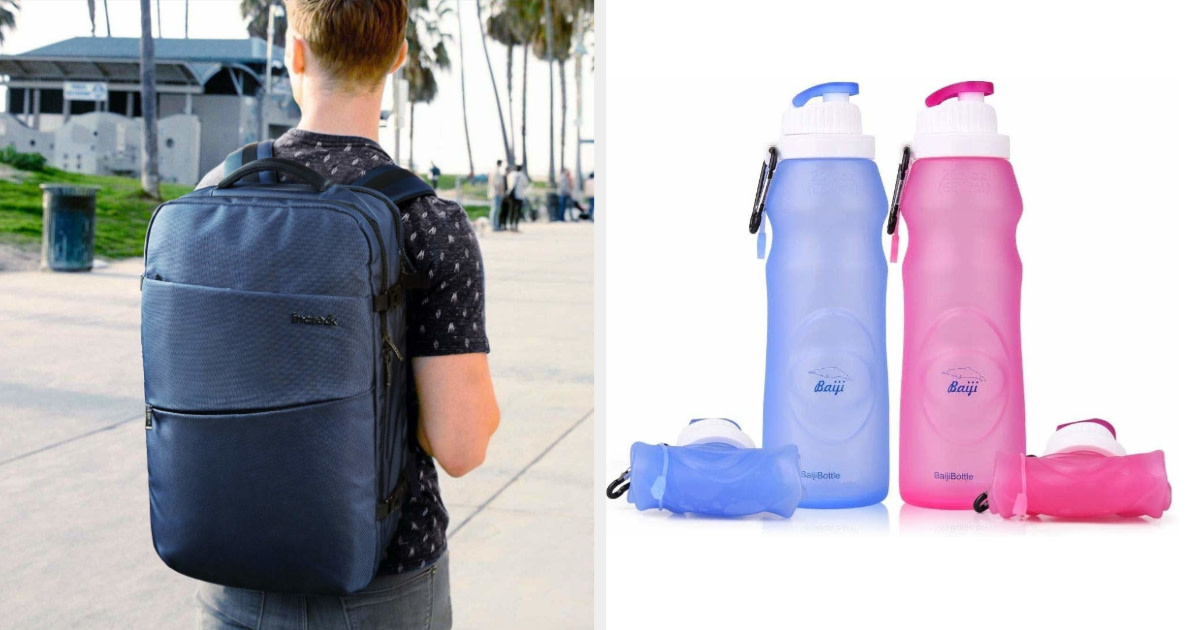 22 Travel Products That Will Help You Pack As Light As Possible
