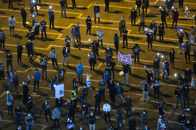 Coronavirus Killed The Mass Protest So Protesters Have Gone Online. But They'll Be Back.