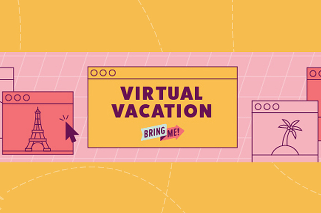 """""""Virtual Vacation"""" Is The Newsletter That Lets You Travel From Home"""