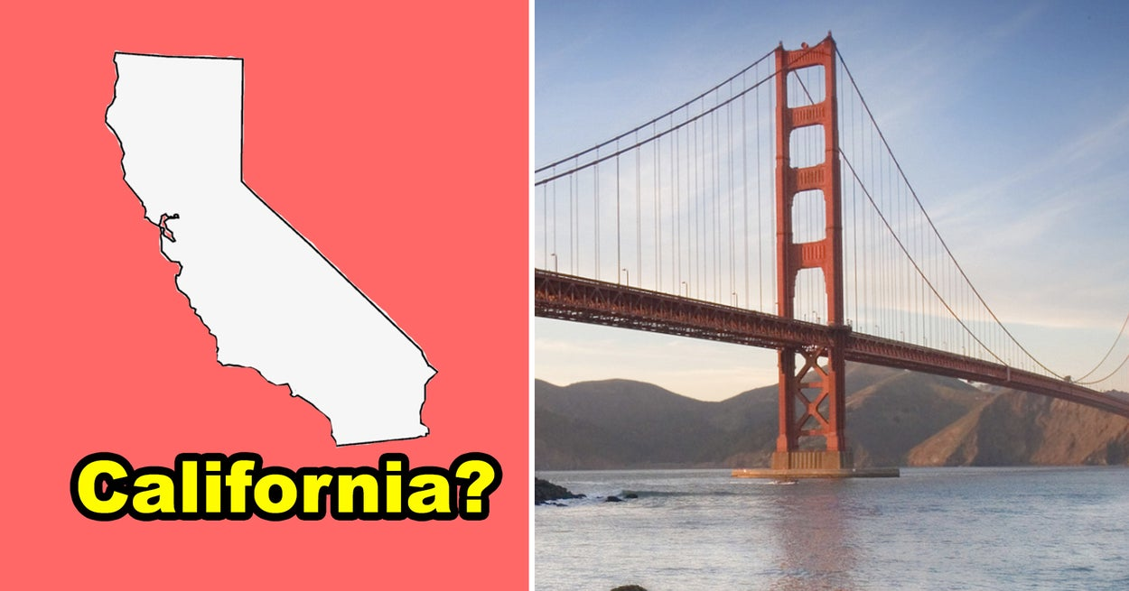 If You Can Name Just 2/15 US States By Their Landmark, You're A Genius